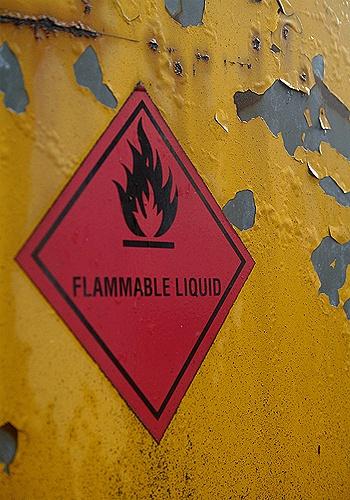 Flammable liquid by nowhereishere
