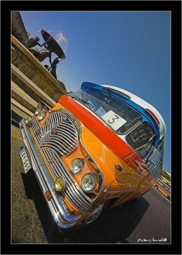 Malta Bus by AntonyB