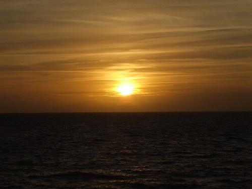 Brighton Sunset by sivraj494