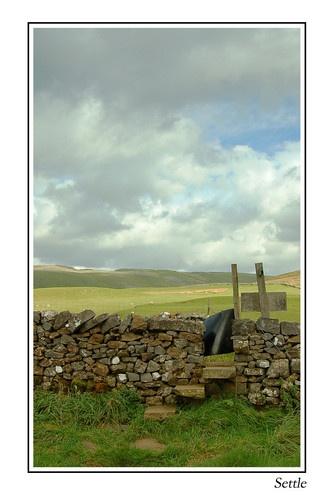 On the Settle plain by MichaelAlex