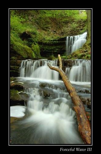 Forceful Water III by MichaelAlex