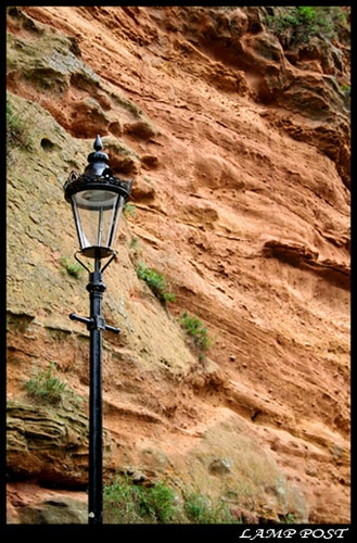 Lamp Post by ascott1977