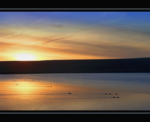 Dawn Patrol by GlynB