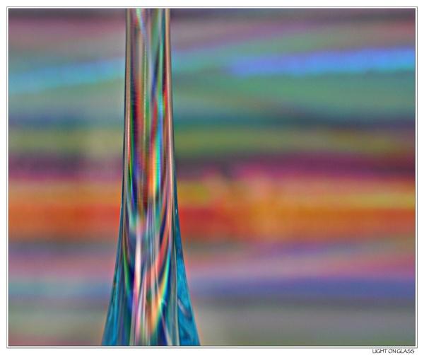 Light on Glass 3 by Possum