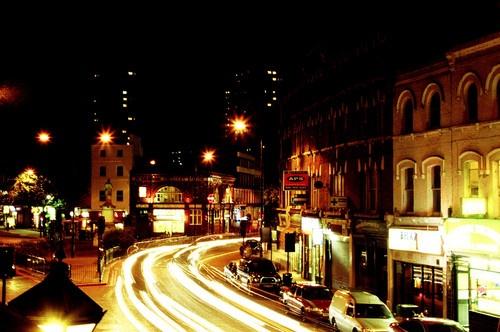 Streetlight by lefolle