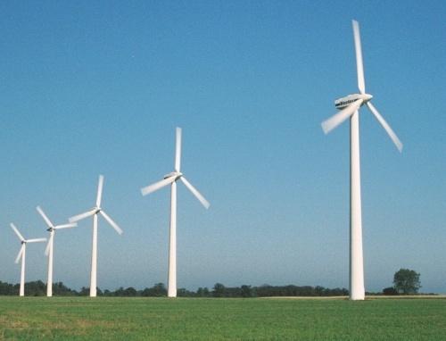 Windmills by Ian White