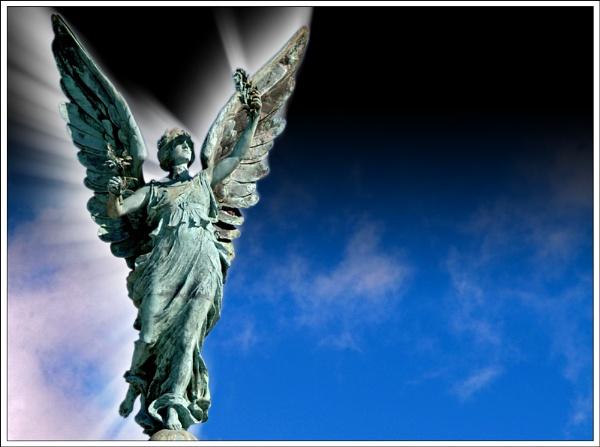 The Angel by Pav