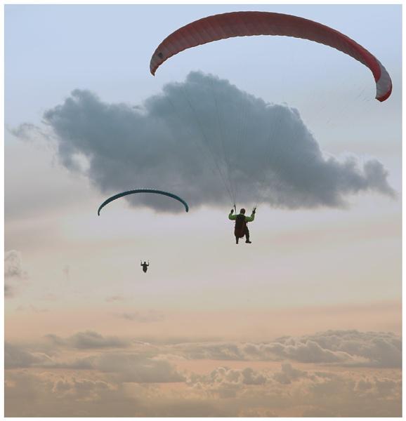 Paragliders by redbulluk