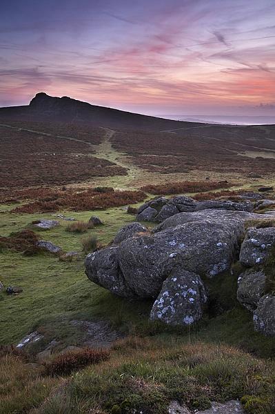 Dartmoor Sunrise by mattw