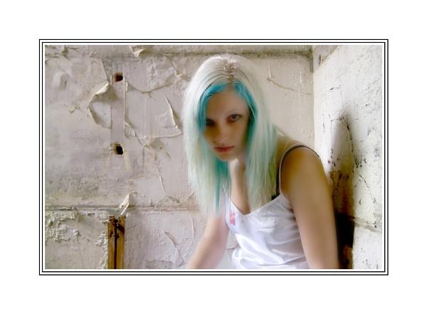 Beauty in decay #1 by xanda