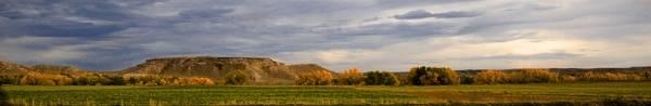 fall panorama by brandi