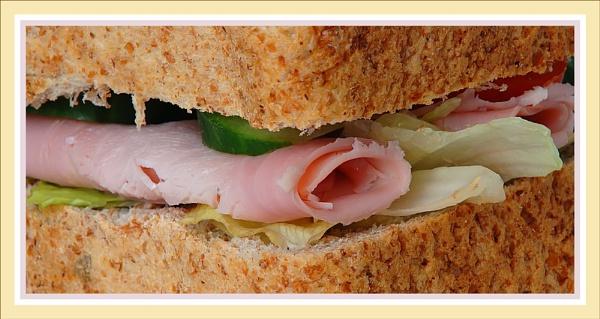 Sandwich by vparmar