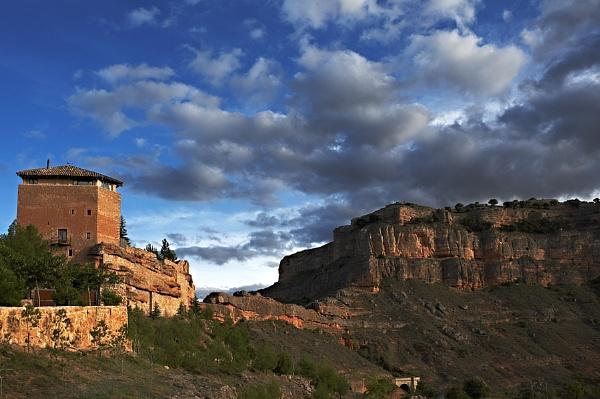 The Castle II by TonyA