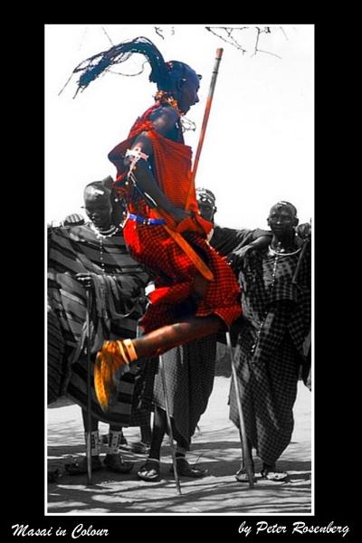 Masai in Colour by pmscr