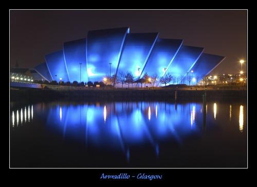 Armadillo by andystark