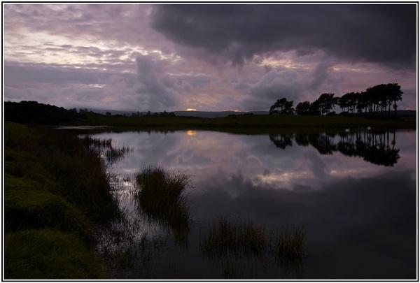 On Pond Loch.. by uggyy