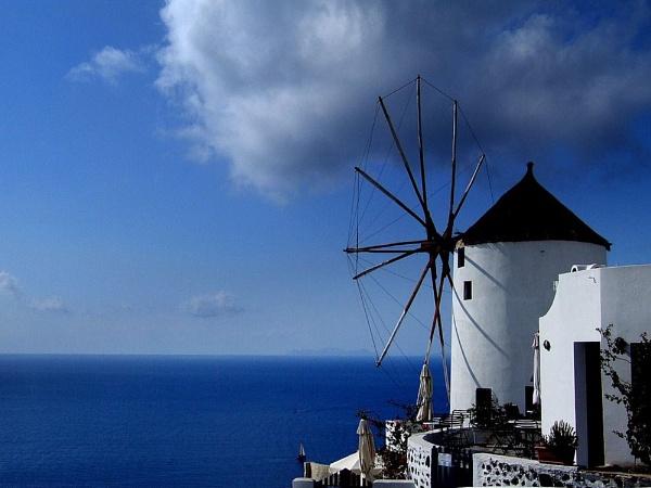 Santorini by SHAN_WONG