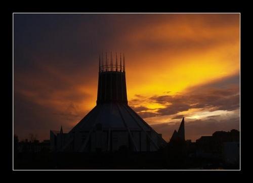 Cathedral Sunrise by deejceej