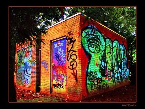 Grafitty by Zorrito