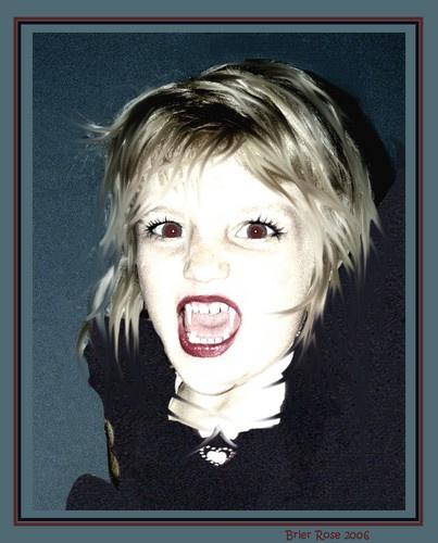 Beware my Kiss by Klearose