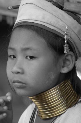 Young Karen Long Neck by tenzin