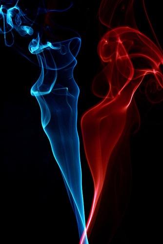 Smoke Contrast by pj.morley