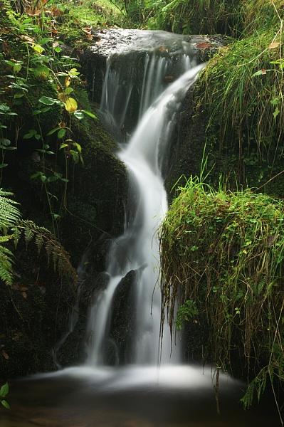 North Dean cascade by RipleyExile