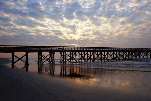 South Carolina Pier by sarah kruger