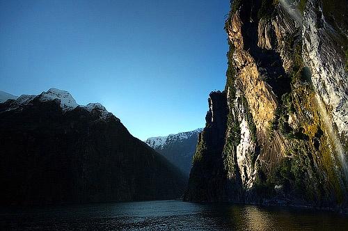 Milford Sound by bond