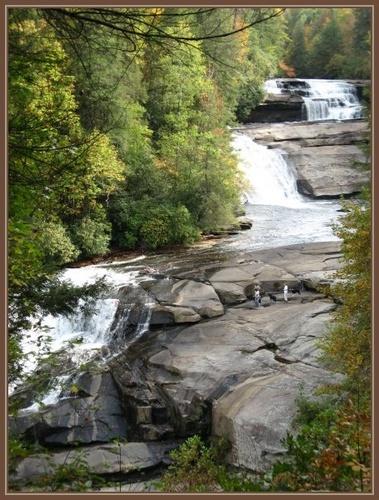 Triple Falls by AngelaB