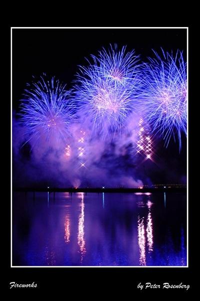 Fireworks by pmscr