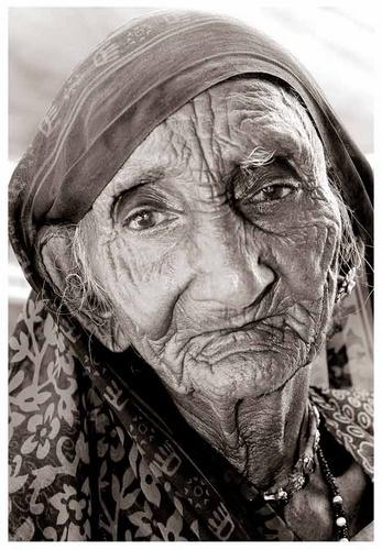 Widow,Parharganj by Kali