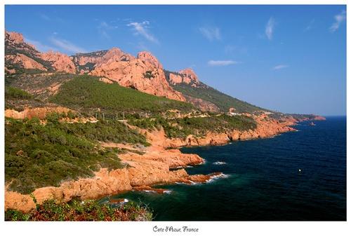 French Riviera by Ferdie