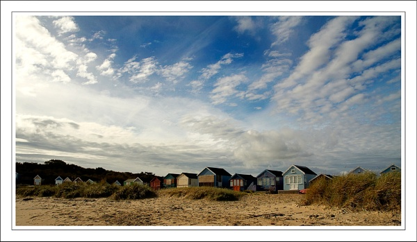 The  Huts by CathyT