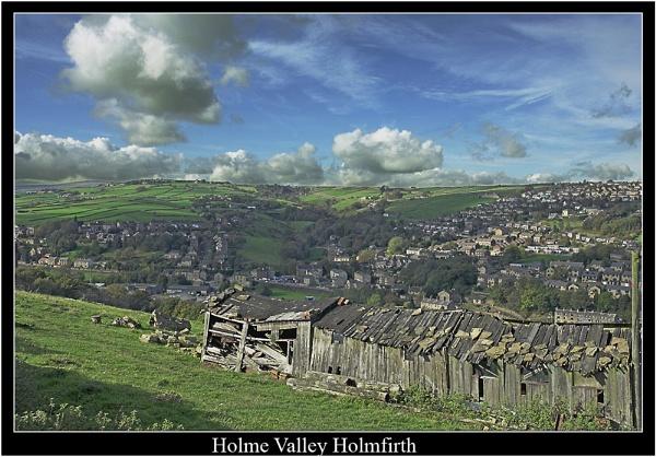 Holme Valley Homfirth by IMAGESTAR
