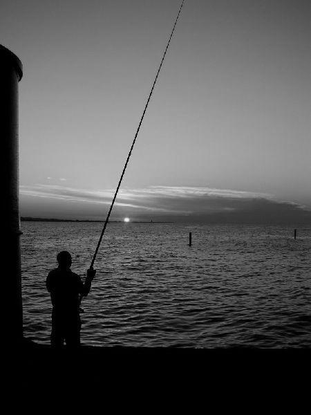 Gone Fishing by tenerifejohn