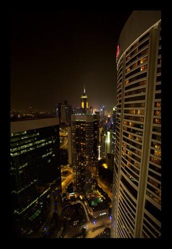 Skyline HK by Scritti