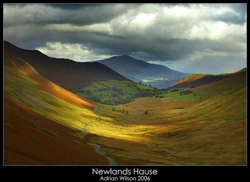 Road to Keswick by ade_mcfade