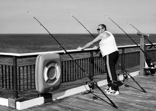 sea-fishing by 1100