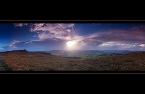 Gathering Storm by GlynB