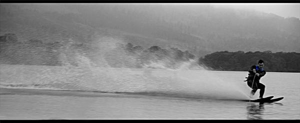 Water Ski by GaZn