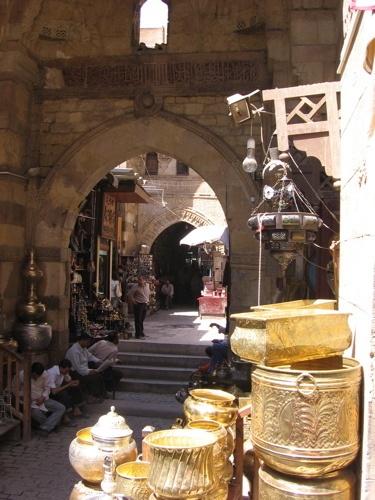 Cairo\'s Market by chrisd2