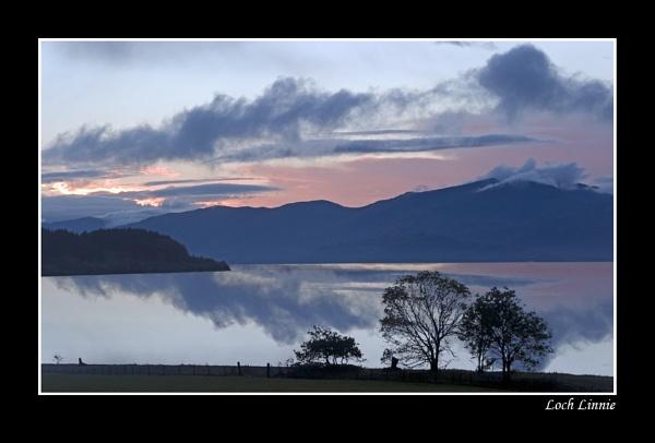 Loch Linnie by tonyheps