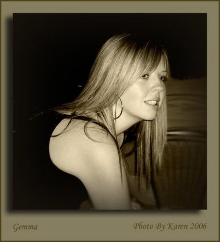 Gemma by mandarinkay
