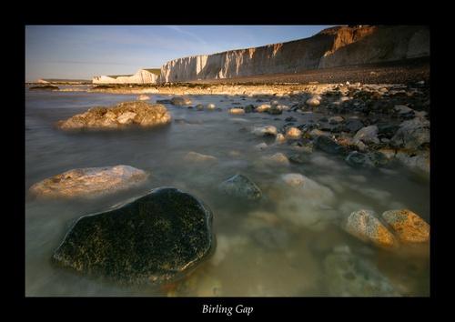 Birling Gap by robporter