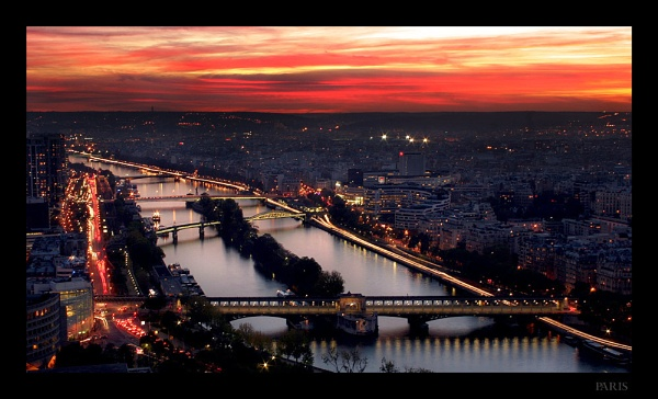 Eiffel View by gndphotography