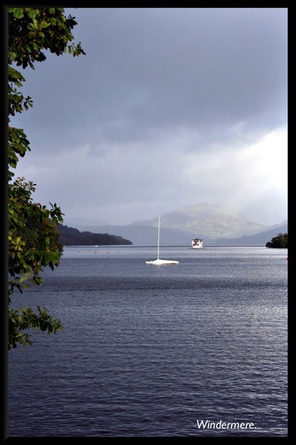 Windermere by vinyl2godave