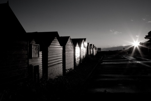 see you later sunshine, ok mr hut by curlyfilm