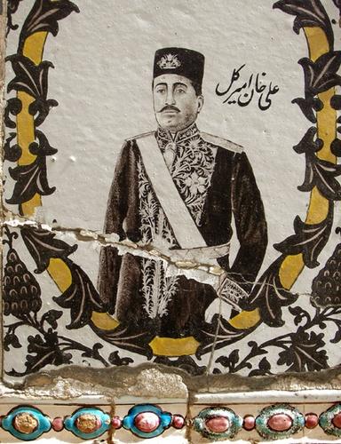 Shah-e Iran ! by kombizz