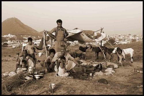 Nomads by Kali